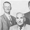 The first executive, circa 1956. George Muizelaar, F.P. Fuykschot, Peter Speelman, James Joosse, Alan Matthews