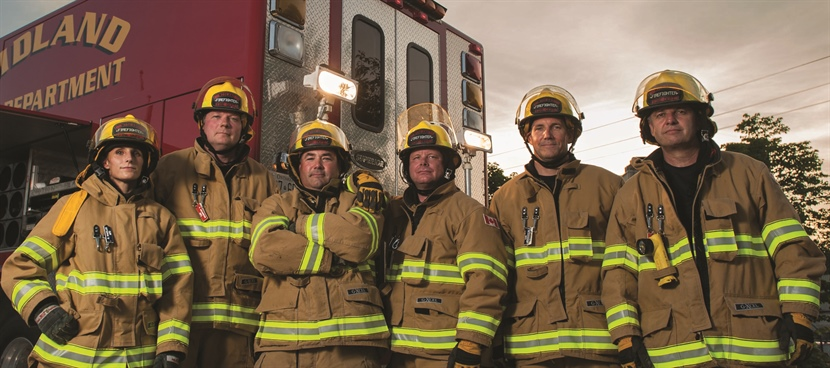 A Website for Volunteer Firefighters Thinking of Unionizing