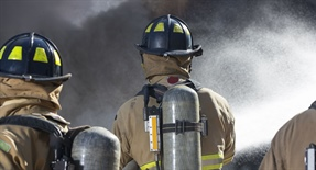 Give Volunteer Firefighters the Credit