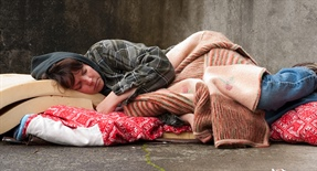 Homeless in Perilous Times