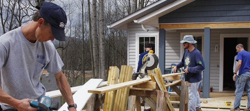 Local 63 Members—Habitat for Humanity Needs Your Help!