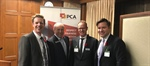 CLAC Celebrates Members' Achievements on Parliament Hill