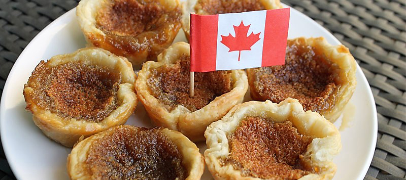 Celebrate Canada and Our Quirky Language of Food