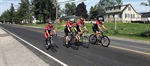 Firefighters Pedal 435 Kilometres for a Great Cause